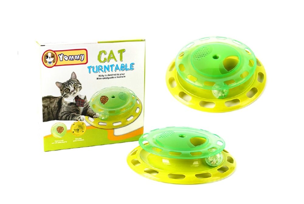 yommy farfurie jucării pentru pisici